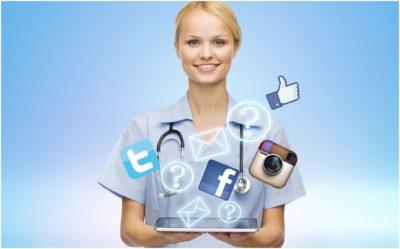 social media in the medical industry